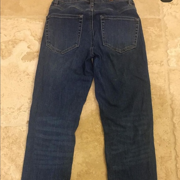 Skinny high waisted jeans from garage
